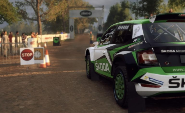 Test de DiRT Rally 2.0 : vidéos avant le verdict