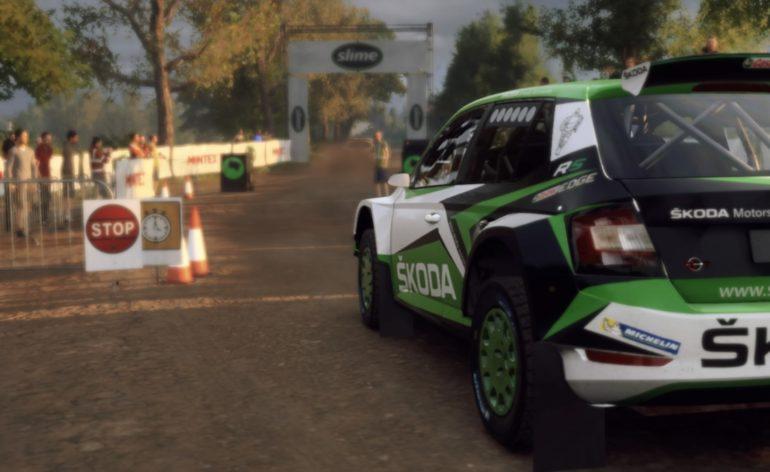 Test de DiRT Rally 2.0 : vidéos avant le verdict