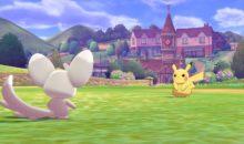 Nintendo Switch : Pokémon Épée et Pokémon Bouclier débarquent !