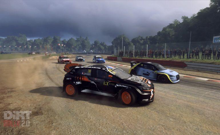 Test DiRT Rally 2.0