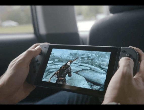 Une Nintendo Switch Slim cette année ?
