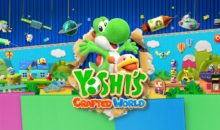 Yoshi's Crafted World : démo gratuite disponible sur eShop !