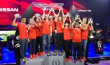 Aston Martin s'impose à Paris – FIA Gran Turismo Championships