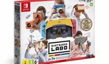 Nintendo Labo : la réalité virtuelle…en carton !