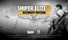 Tir à vue sur Switch, avec Sniper Elite 3 Ultimate Edition