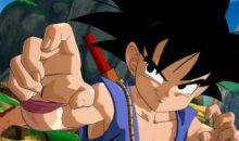 Goku enfant de Dragon Ball GT en DLC dans FighterZ, le mois prochain