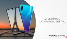 Le Huawei P30 Lite est disponible en France