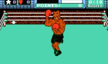 Mike Tyson à l'origine d'un leak sur un nouveau Punch Out ?