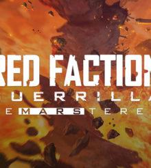 Red Faction: Guerrilla va paraître sur Nintendo Switch