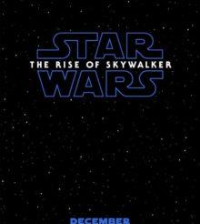Star Wars The Rise of Skywalker, la bande-annonce sous-titrée en Français
