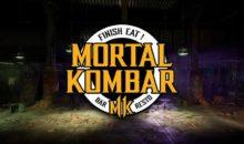 Venez prendre un verre en jouant à MK11, au MORTAL KOMBAR !