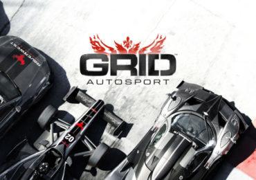 Grid Autosport : Le logo du jeu