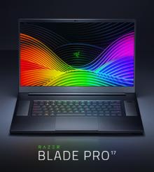 PC Portable : le RAZER BLADE PRO 17 est prêt