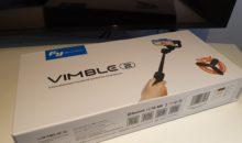 Nous avons testé Vimble 2, un stabilisateur high-tech pour Smartphone