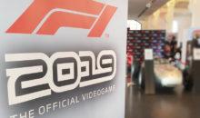 F1 2019 : nos 1ères minutes de test au pad, avec intro, carrière et F2