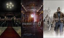 Nintendo Switch : disponibilité de Resident Evil 1, 0 et 4