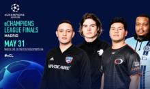 Suivez la finale de la ligue des champions eSport en direct
