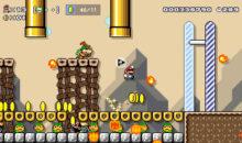 Mario Maker 2 est dispo sur Switch ! Nos vidéos de gameplay avec test