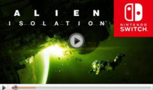 Alien Isolation : un survival-horror AAA pour les Switchers !