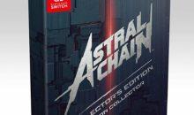 Astral Chain et son collector débutent (bien) en précommande