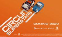 Circuit Superstars : un nouveau jeu de course en vue de dessus annoncé !