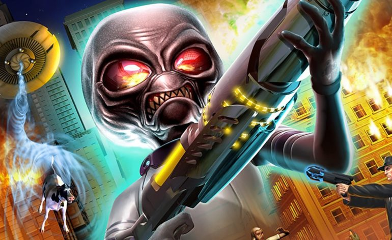 Destroy All Humans! de retour et avec du Rammstein !