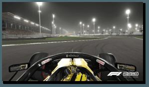 F1 2019 nuit