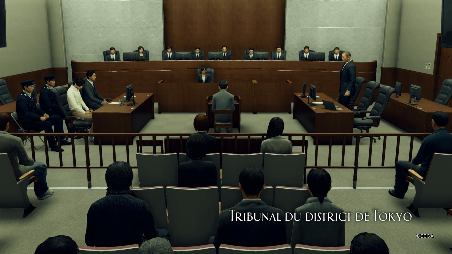 L'heure du JUDGEMENT à Kamurochô Judgment-test-PS4-84