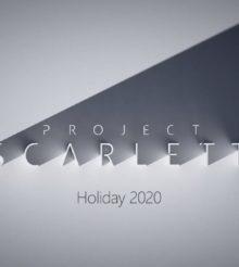 Xbox Scarlett : pas de réalité virtuelle et un nom original