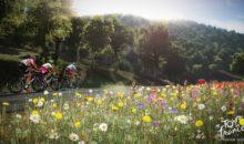 Le Tour de France 2019 jouable en ligne + arrivée des championnats du monde !
