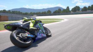 Valentino Rossi dans MotoGP19