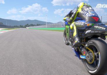 MotoGP 19 Valentino Rossi