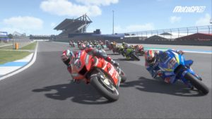 Le circuit de Thaïlande sur MotoGP 19