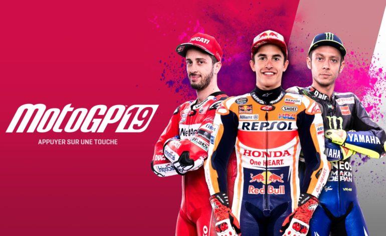 MotoGP 19 disponible sur PS4