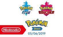 Pokémon Direct : des détails sur Épée/Bouclier