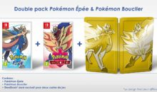 Précommande : Le double pack Pokémon Epée et Bouclier est accessible