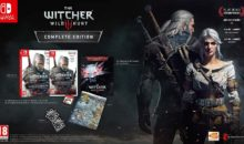 Précommandes : The Witcher Complete Edition, focus sur le contenu [Switch]