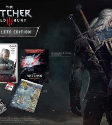 Précommandes : The Witcher Complete Edition, focus sur le contenu [Switch]