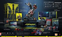 Réservations : La gourmande édition collector de Cyberpunk 2077
