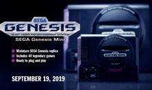 SEGA Mega Drive Mini : la liste complète des jeux