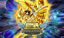 Saint Seiya Shining Soldiers, le jeu vidéo se dévoile !