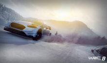 Découvrez WRC 8 avec un véritable équipage de rallye