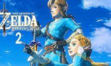 Zelda Breath of the Wild 2 émerge en précommande, sur Switch !