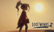 Lost Words: Beyond the Page tout en poésie et en trailer
