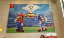 Notre pré-test de Mario et Sonic aux J.O 2020, sur une planche de Skate !