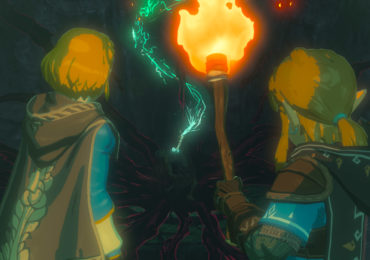 zelda BOTW2 switch