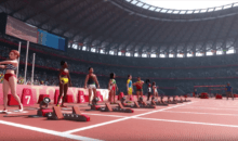 22 minutes de gameplay pour les Jeux Olympiques 2020