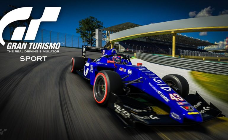 International Gran Turismo League Masters Veloce Esports