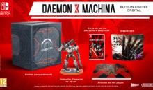 Daemon X Machina : Nintendo annonce une édition très limitée
