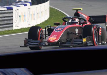la F2 dans F1 2019